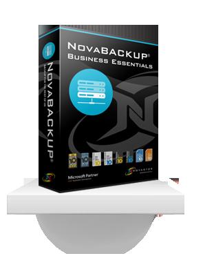 NovaBACKUP Business Essentials Download